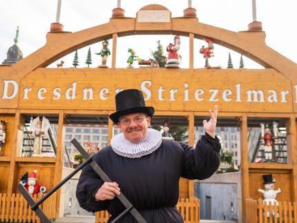 Dresdner Weihnachtsmärchen - Weihnachtliche Rundfahrt & Rundgang - Kind(er) mit Erziehungsberechtigten