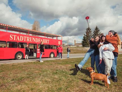 Selfie-Tour Dresden - Jugendliche(r) 7-17 Jahre