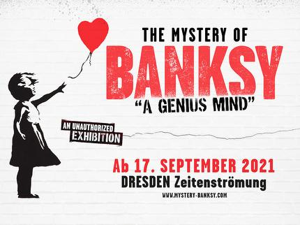 The Mystery of Banksy - A Genius Mind - Kind(er) 7-15 Jahre