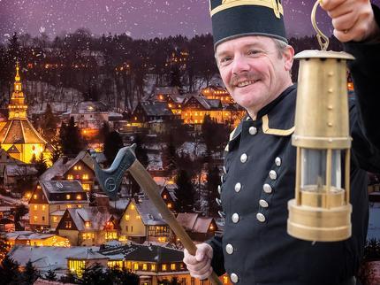 Original Bergmannstour ins Weihnachtsdorf Seiffen