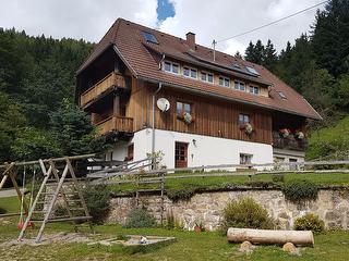 """Ferienwohnung 2: """"Backhaus"""""""