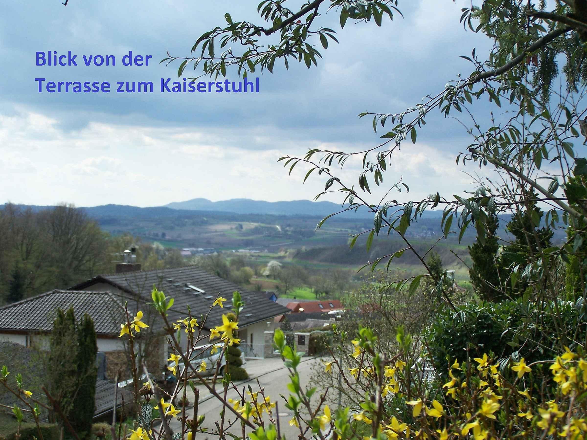 Holiday apartment Unterschütz, (Ettenheim). Nichtraucher-26qm, 1 Wohn-Schlafraum, max. 3 Personen (605197), Ettenheim, Upper Rhine-Rhine Valley, Baden-Württemberg, Germany, picture 1