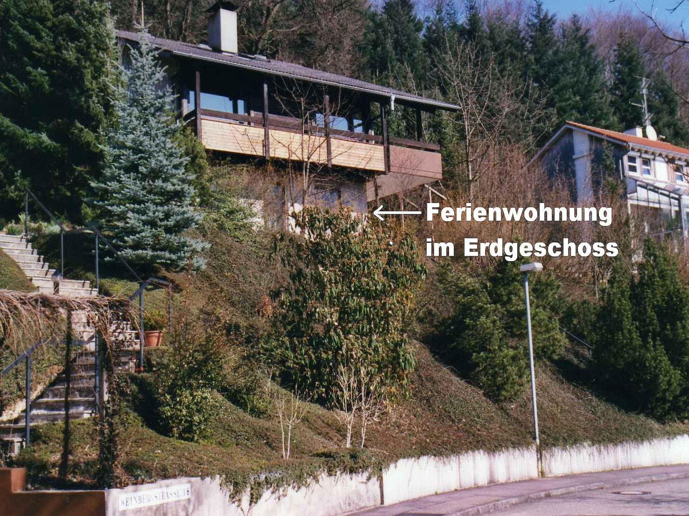 Holiday apartment Unterschütz, (Ettenheim). Nichtraucher-26qm, 1 Wohn-Schlafraum, max. 3 Personen (605197), Ettenheim, Upper Rhine-Rhine Valley, Baden-Württemberg, Germany, picture 3