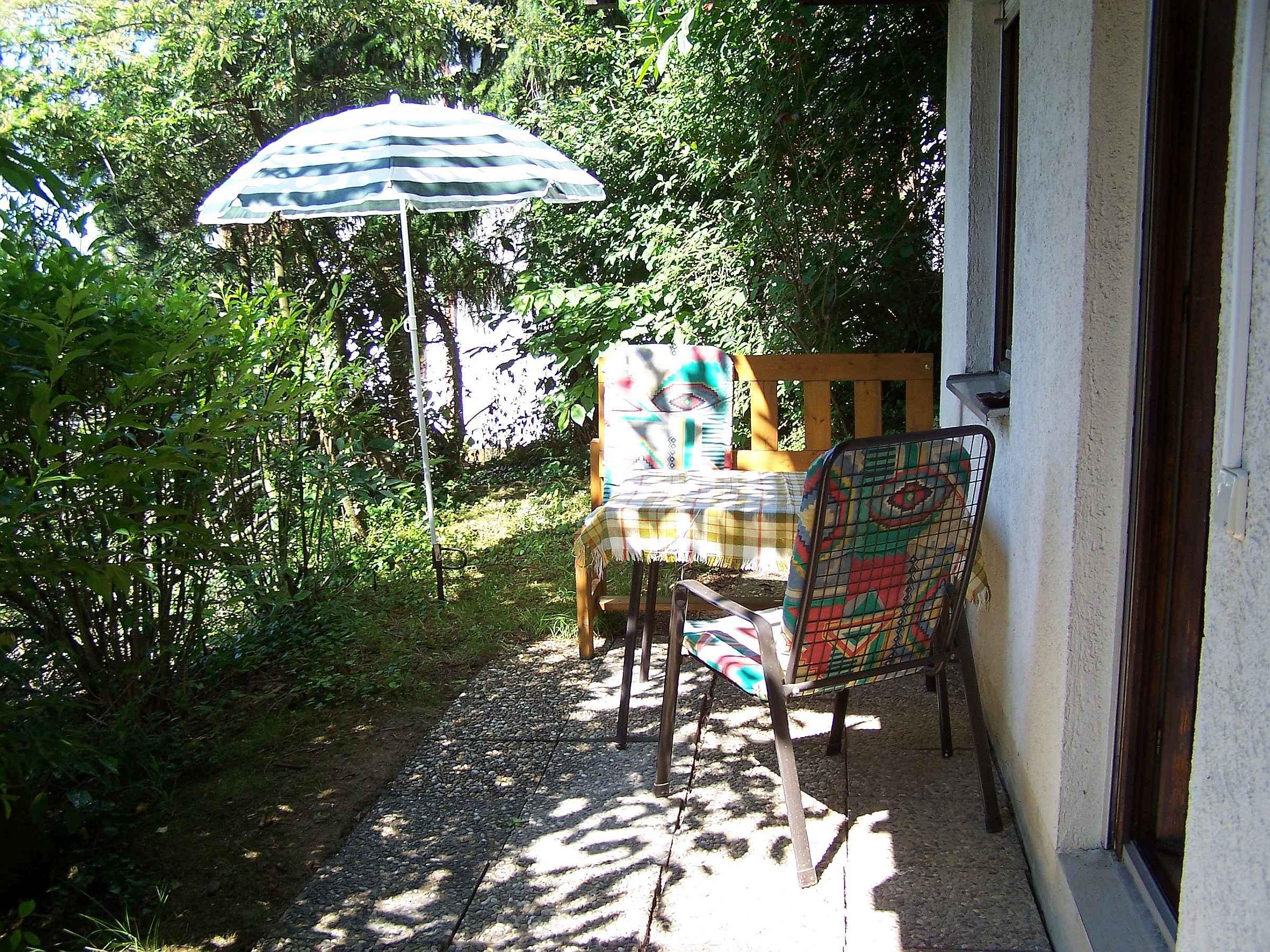 Holiday apartment Unterschütz, (Ettenheim). Nichtraucher-26qm, 1 Wohn-Schlafraum, max. 3 Personen (605197), Ettenheim, Upper Rhine-Rhine Valley, Baden-Württemberg, Germany, picture 4