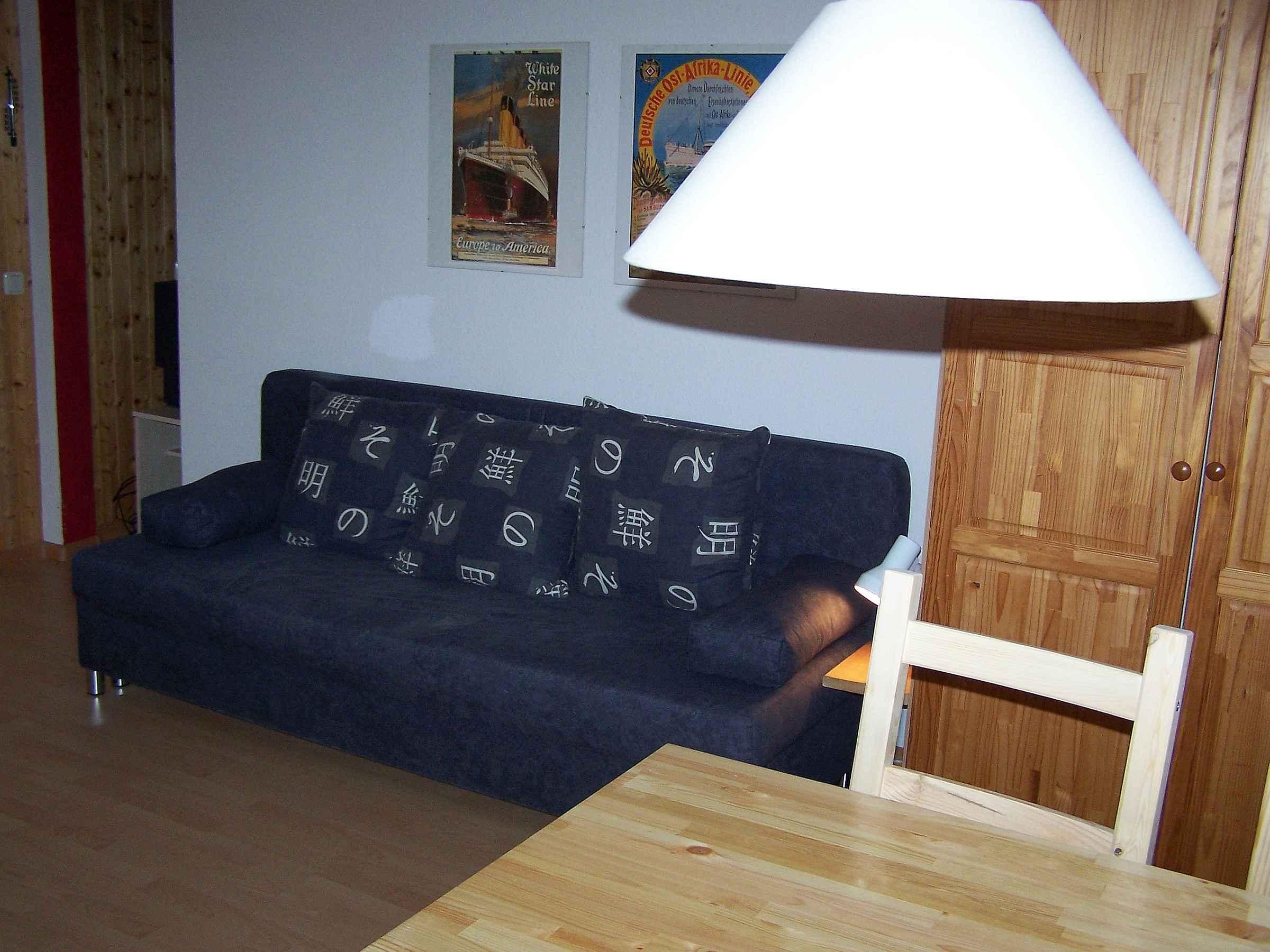 Holiday apartment Unterschütz, (Ettenheim). Nichtraucher-26qm, 1 Wohn-Schlafraum, max. 3 Personen (605197), Ettenheim, Upper Rhine-Rhine Valley, Baden-Württemberg, Germany, picture 8
