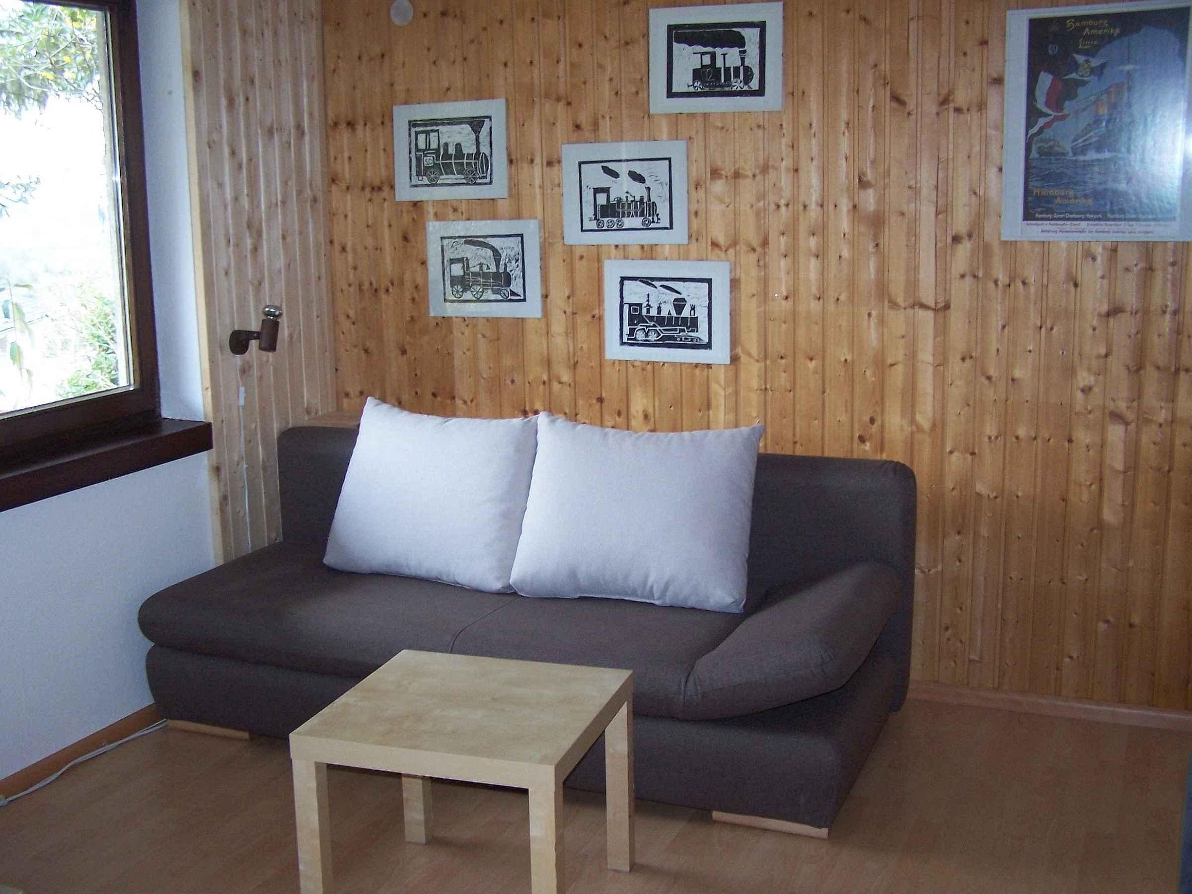Holiday apartment Unterschütz, (Ettenheim). Nichtraucher-26qm, 1 Wohn-Schlafraum, max. 3 Personen (605197), Ettenheim, Upper Rhine-Rhine Valley, Baden-Württemberg, Germany, picture 7