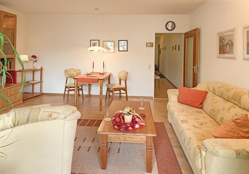 Appartement am Kurpark/Maier-Ludewig, (Bad Krozing Ferienwohnung  Schwarzwald