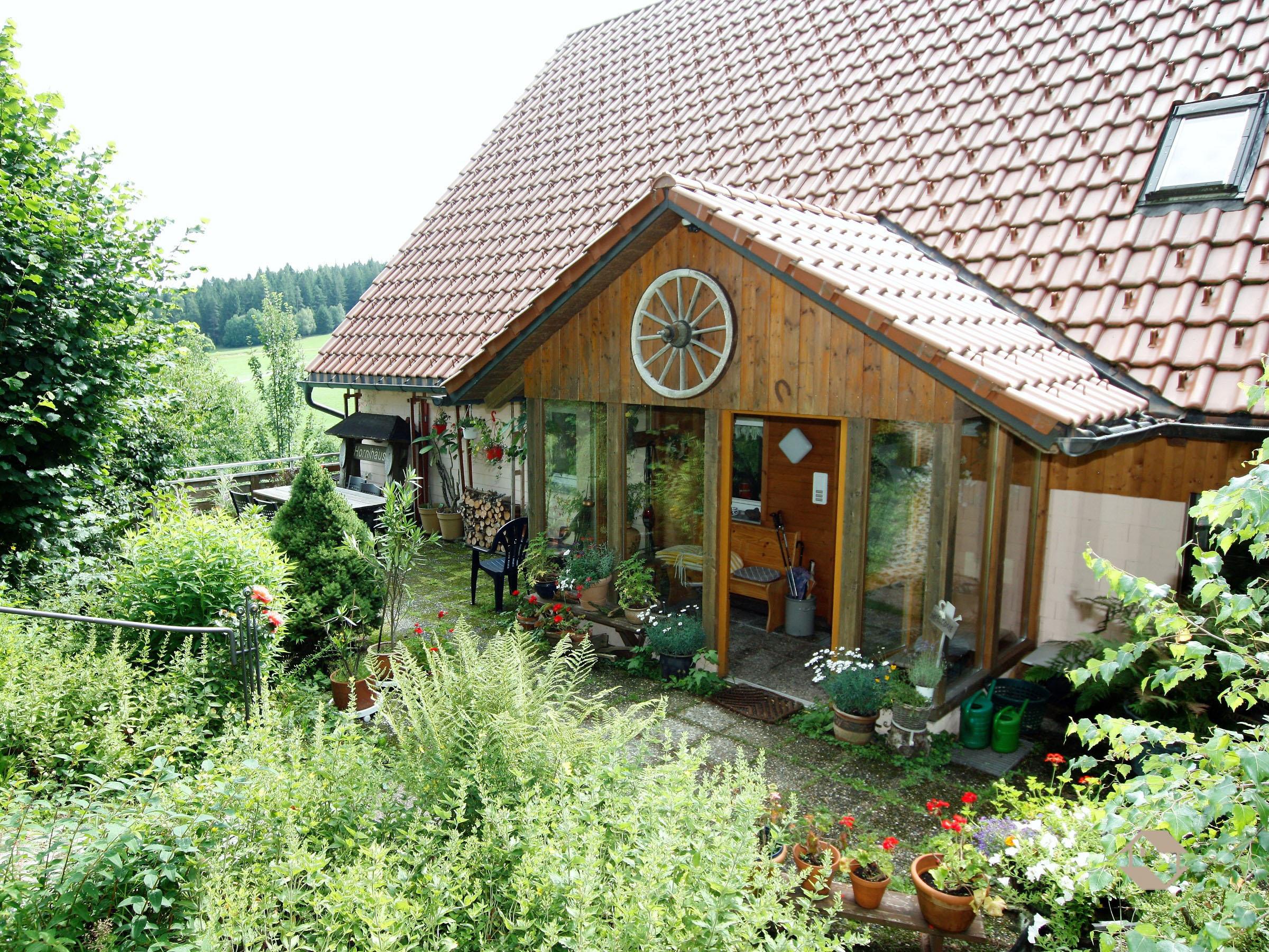 Hornihäusle, (Schönwald). Ferienwohnung