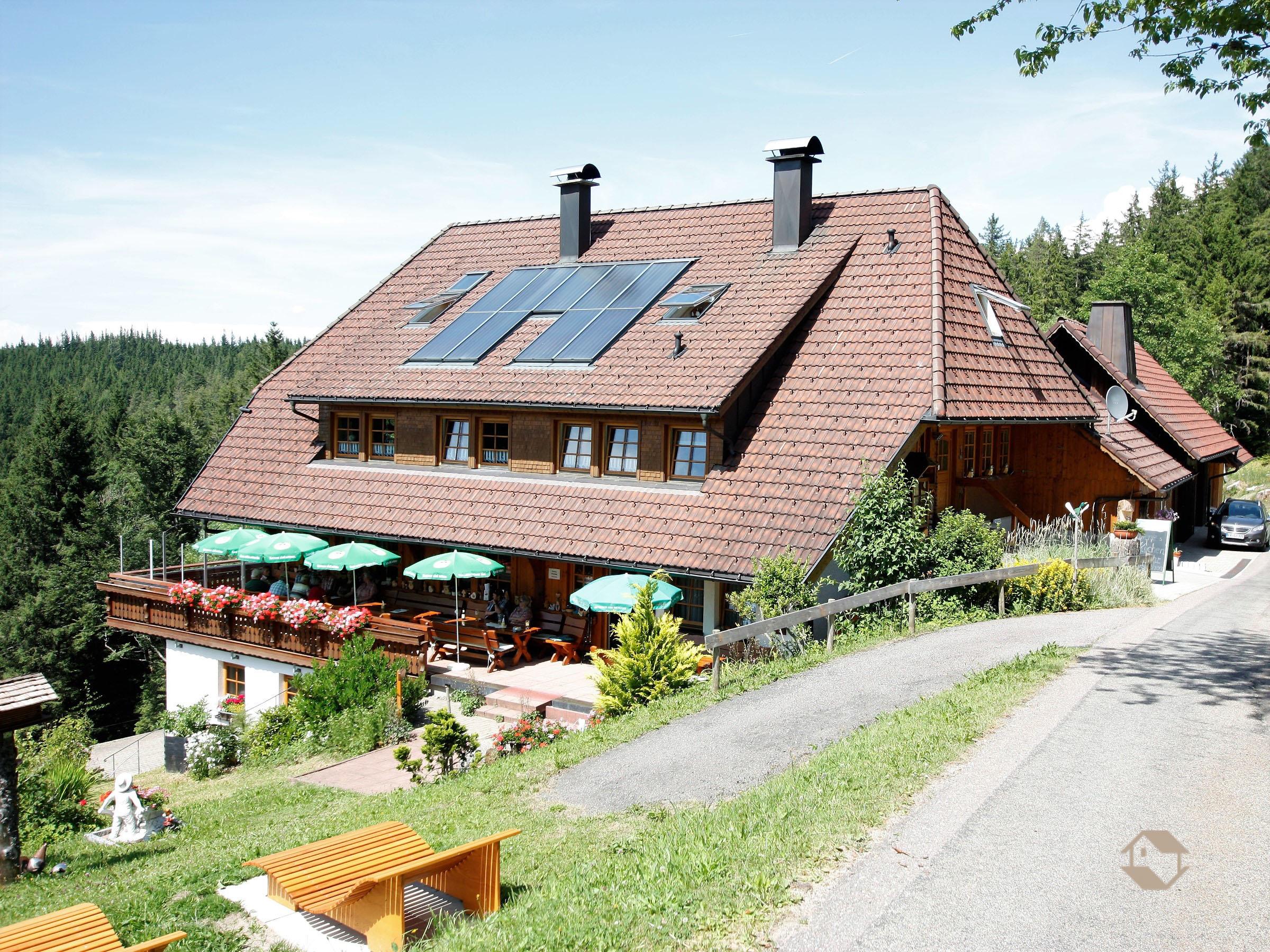 Haus Silberberg, (Schonach). Ferienwohnung mit ca.
