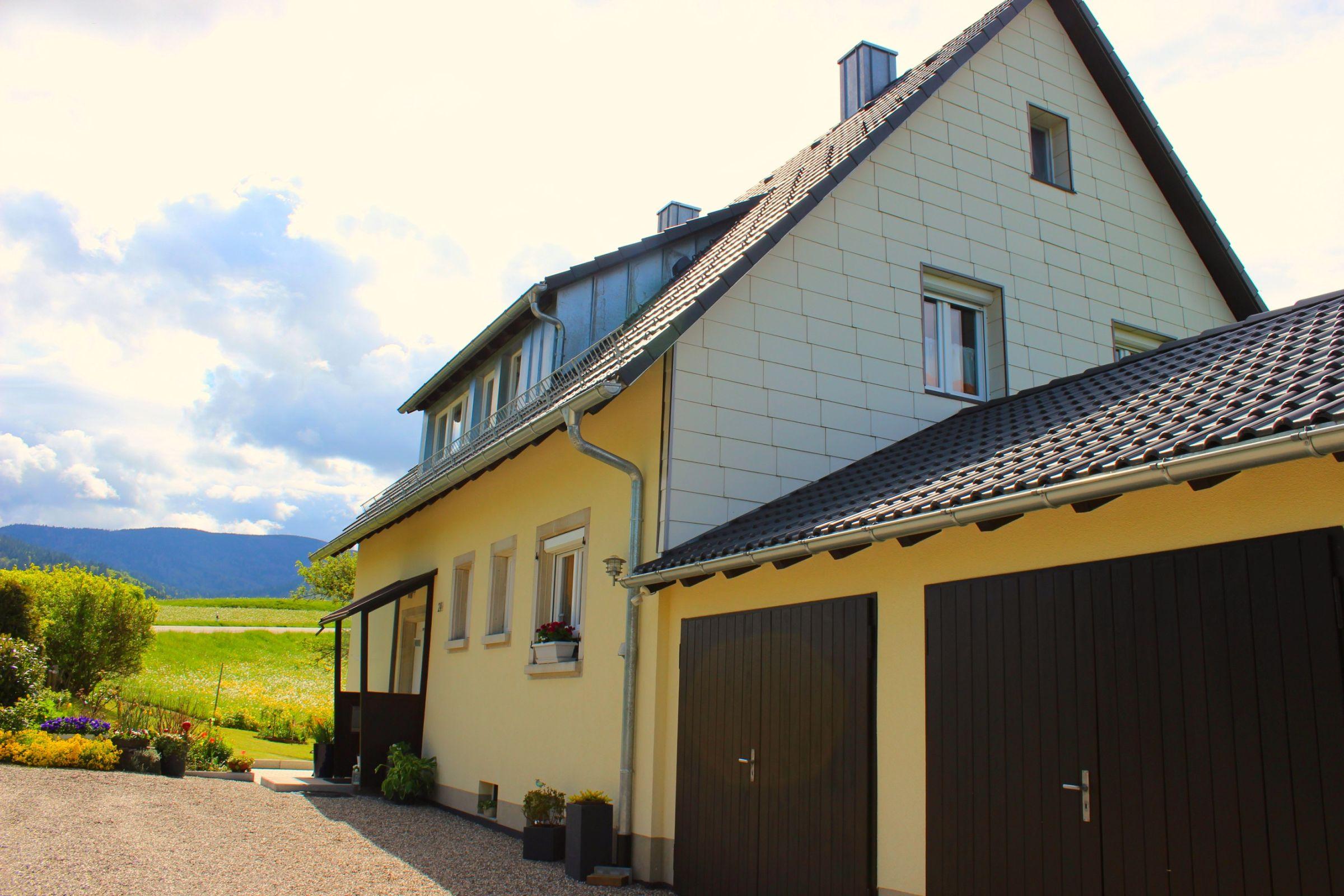 Ferienwohnung Panoramablick, (Horben). Nichtraucher-49qm, 1 Schlafraum, 1 Wohn-/Schlafraum, max. 3 Perso (2717405), Horben, Schwarzwald, Baden-Württemberg, Deutschland, Bild 4