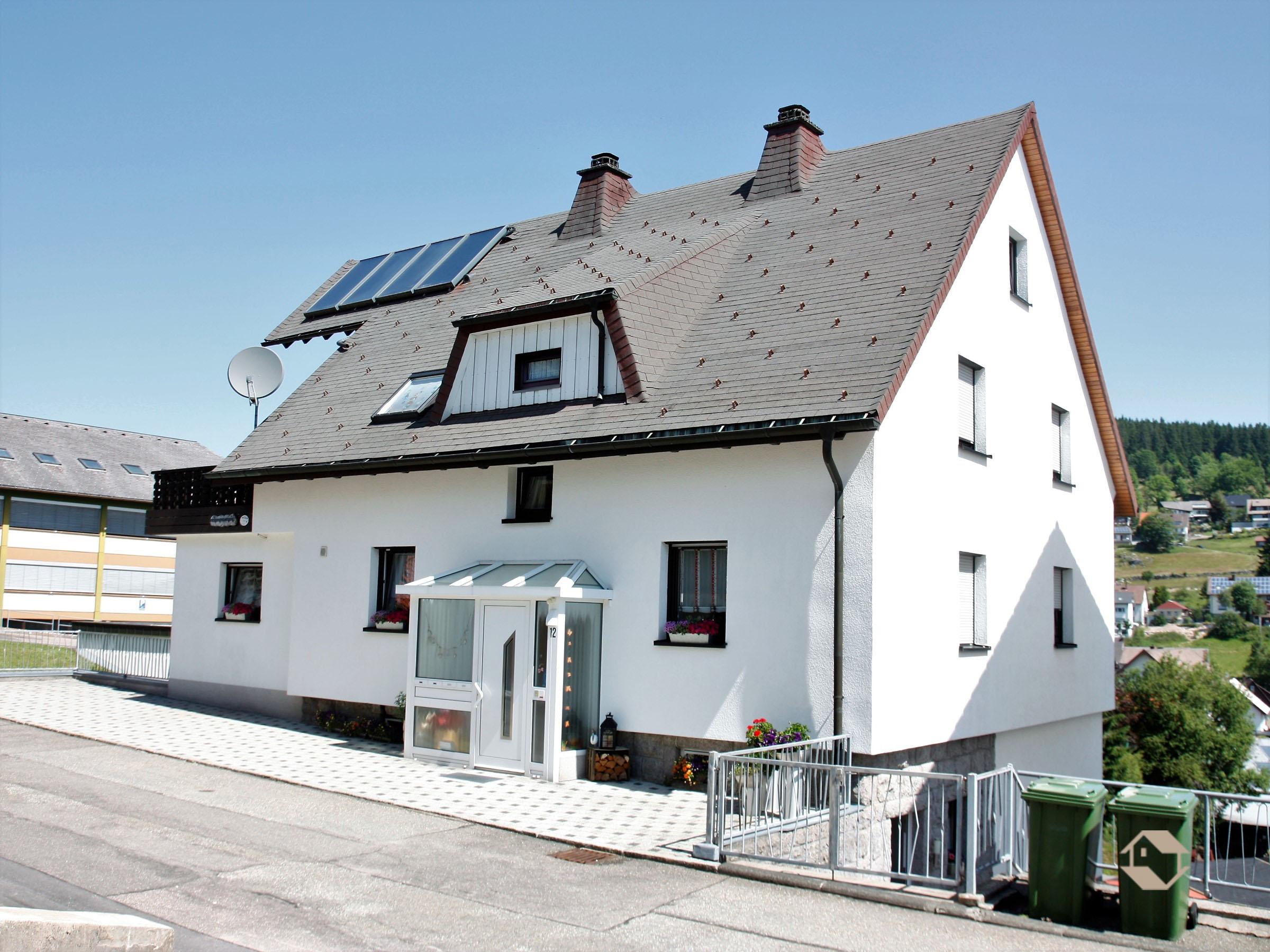 Haus Walter, (Schonach). Ferienwohnung, 73qm, 2 Sc