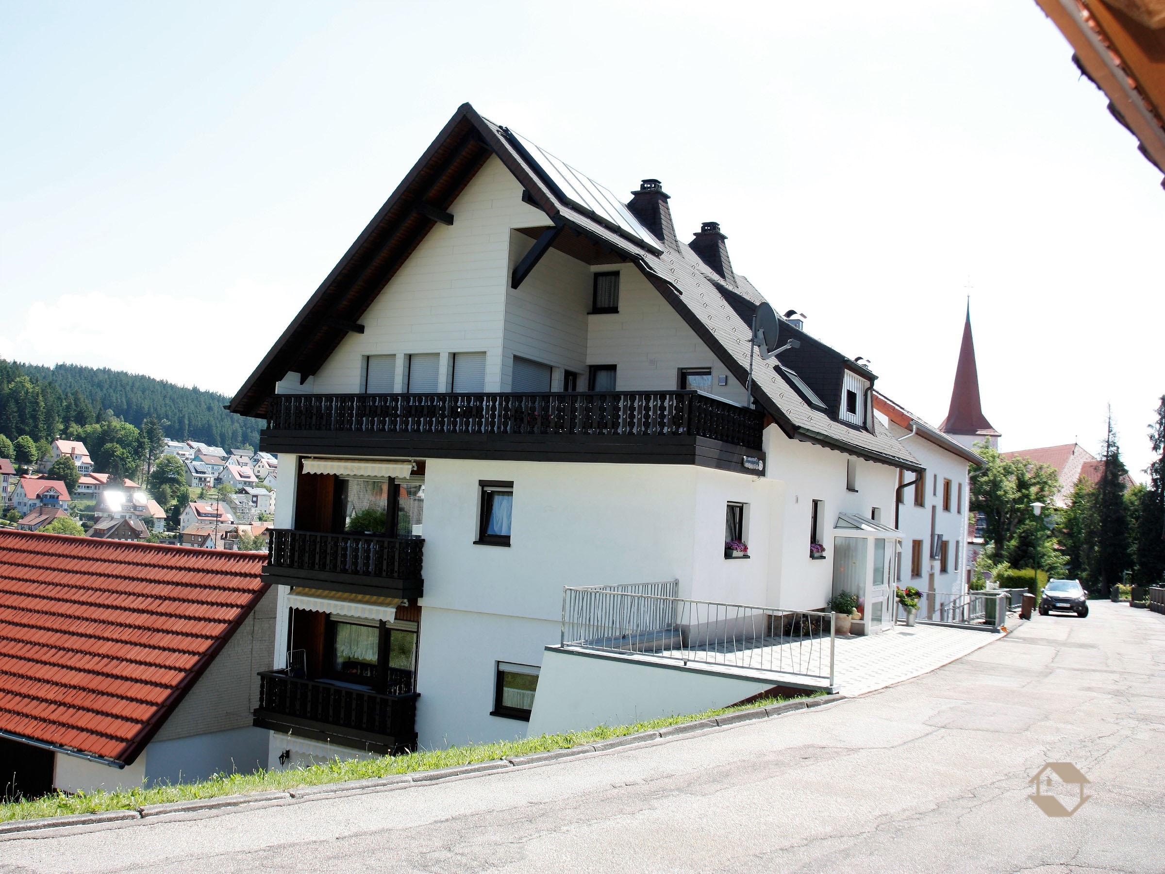 Haus Walter, (Schonach). Ferienwohnung, 45qm, 1 Sc Ferienwohnung
