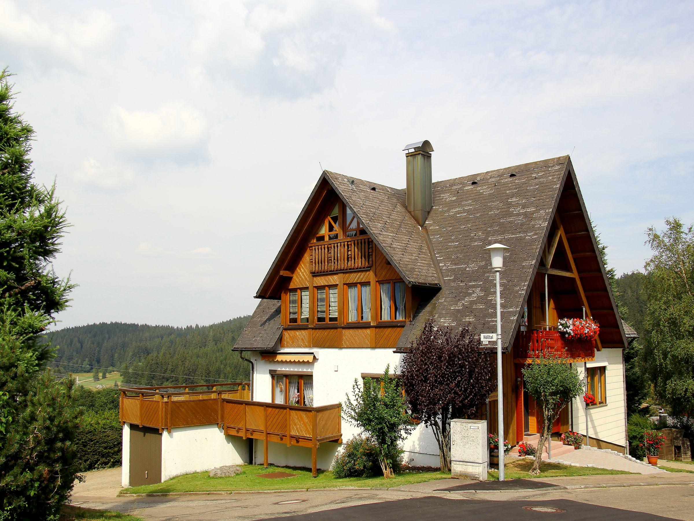 Haus Hölltalblick, (Schönwald). Ferienwo