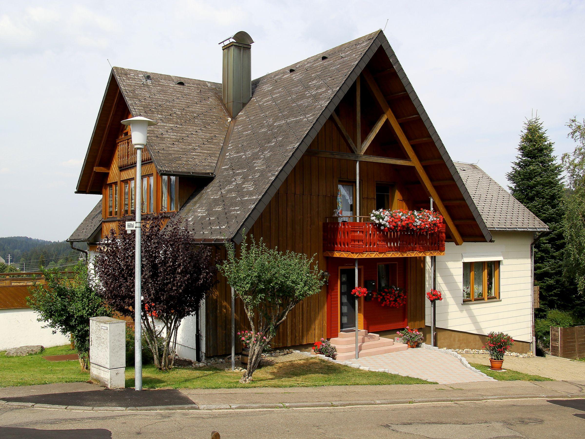 Haus Hölltalblick, (Schönwald). Ferienwo Ferienwohnung  Schwarzwald