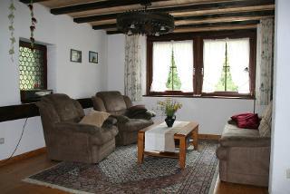 Mühle - Wohnzimmer