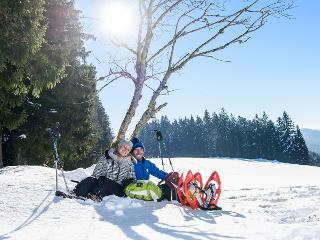 Im Winter ein Eldorado für alle Wintersportfans