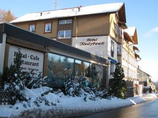 Hotel mit hauseigenem Restaurant und Café