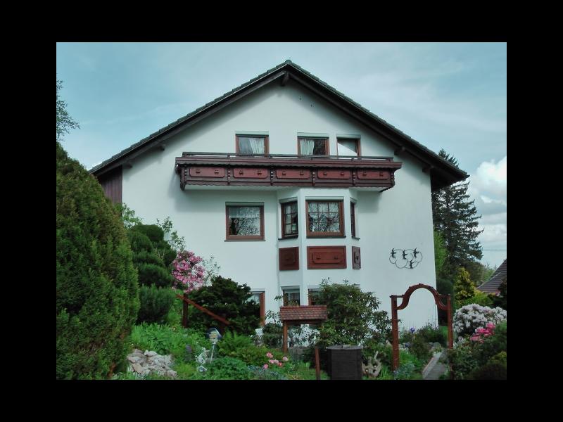 Hausansicht im Sommer / Urheber: C. Glatzer