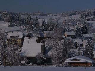 Schonach im Winter