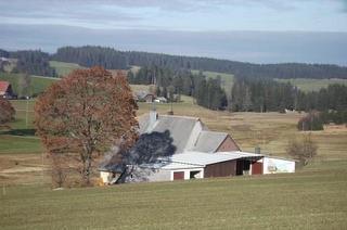 Maierhof im Herbst