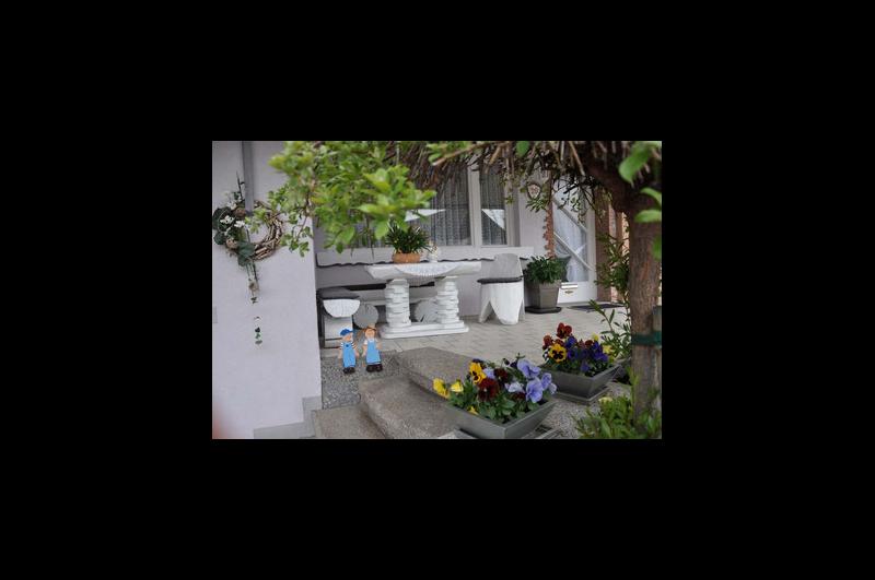 Liebevolles Willkommen - Das Ferienhaus Marga freut sich auf Sie
