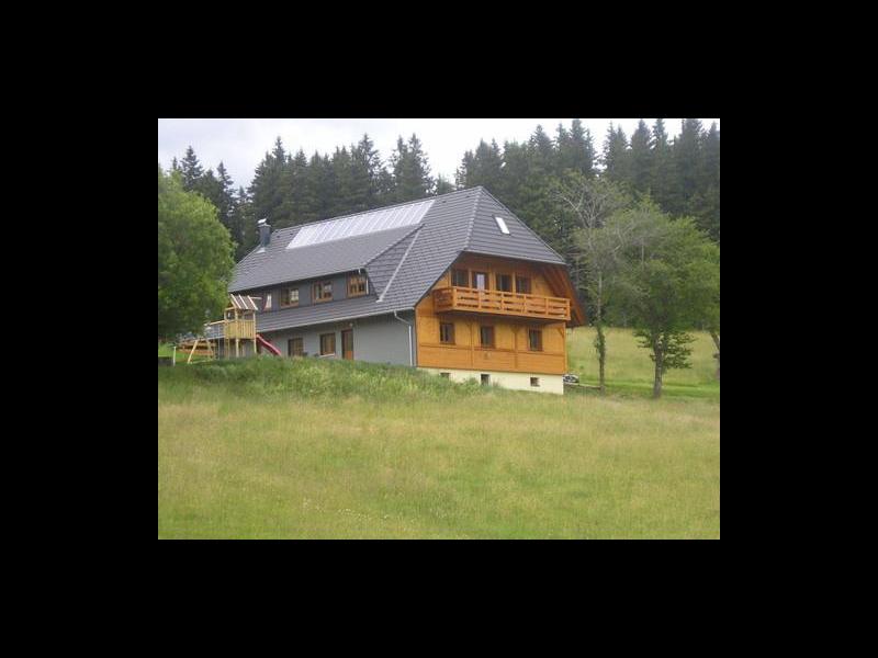 Der Weissenhof Rohrbach im Sommer