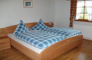 Schlafzimmer - Fewo Paradiesblick