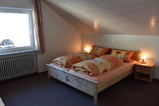"""Ferienwohnung """"Belchen"""" Schlafzimmer"""