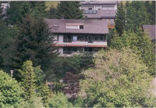 Haus Helga von Weitem