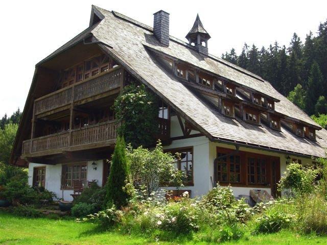 Talblickhof, (St. Georgen). Fewo Talblickhof mit 1 Ferienwohnung  Schwarzwald