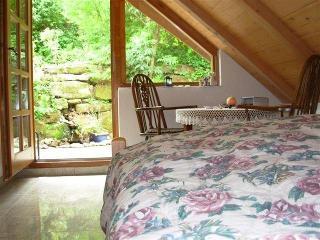 Schlafzimmer 2 - Ausgang Terrasse
