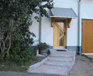 Eingang - Der Eingang zu Ihrer Ferienwohnung