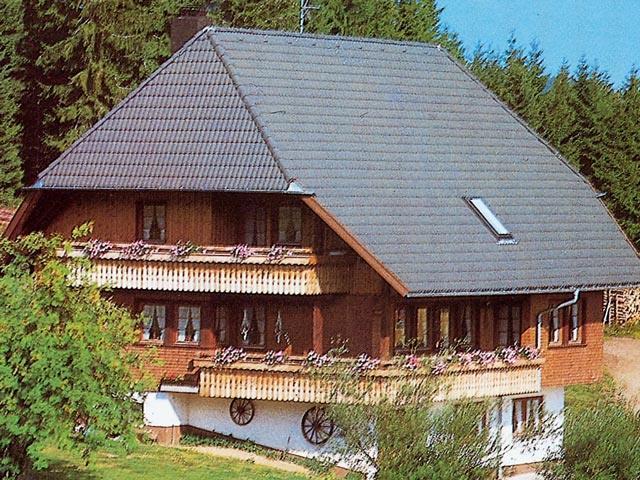 Ferienwohnungen Duffner, (Schonach). Ferienwohnung