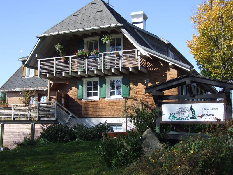 unser Berggasthof & Hotel Brend