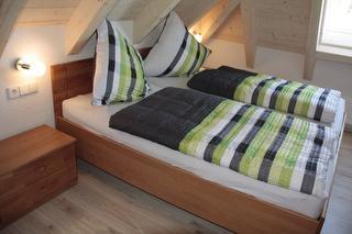 Schlafzimmer/ Wohnung Bergidylle