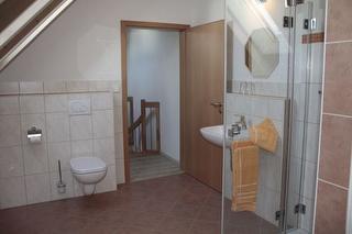 Badezimmer/ Wohnung Bergidylle