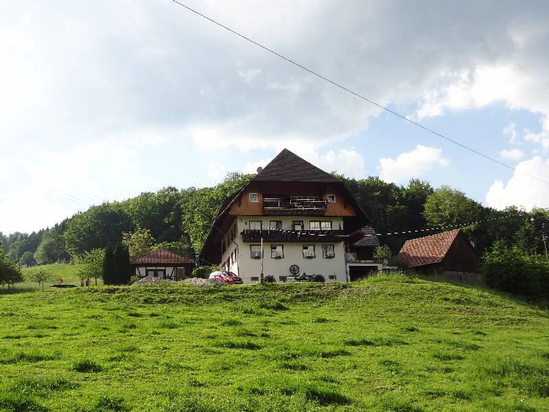 Heizmannshof, (Hofstetten). Ferienwohnung Blumenwi