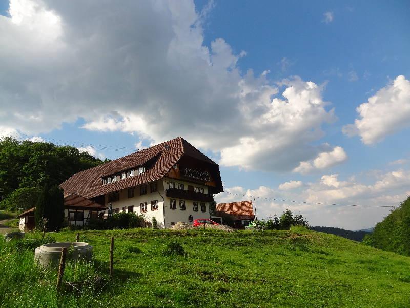 Heizmannshof, (Hofstetten). Ferienwohnung Blumenwi Ferienwohnung  Schwarzwald