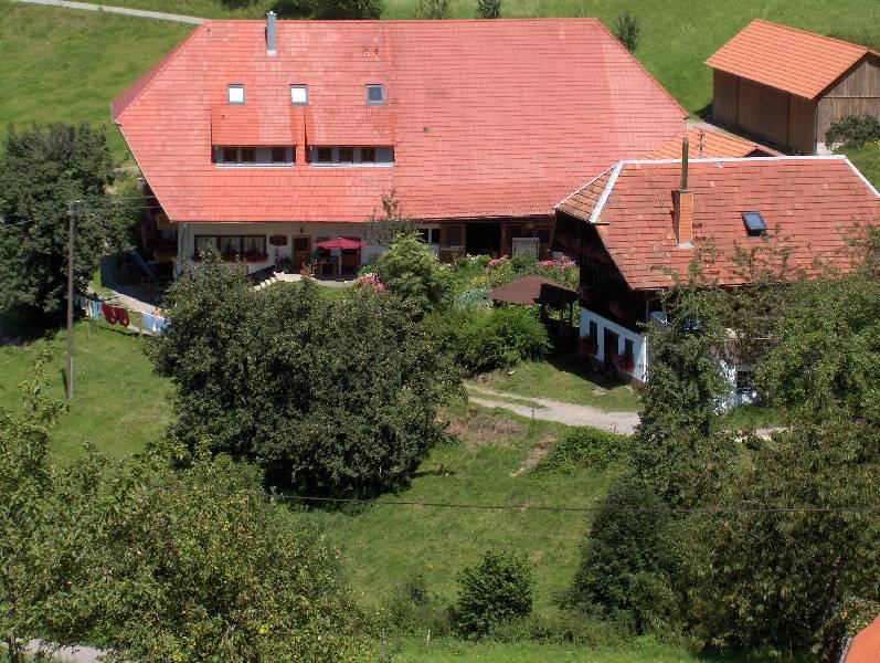 Jungbauernhof, (Mühlenbach). Ferienwohnung &q Ferienwohnung