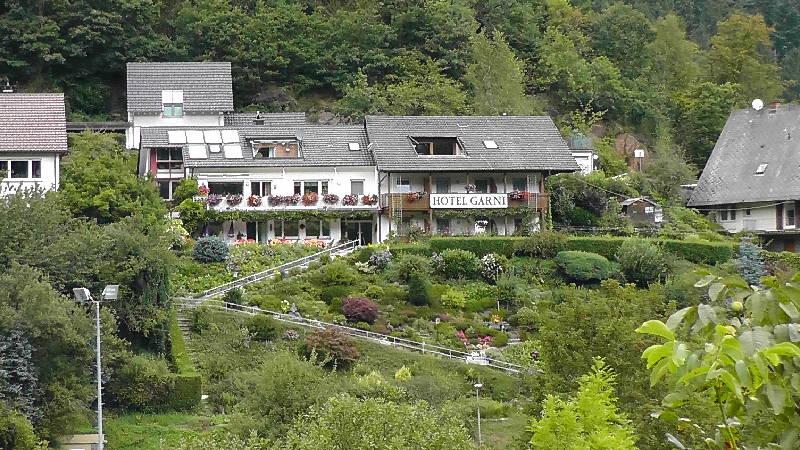 Hotel Garni Schilli, (Wolfach). Doppelzimmer mit D