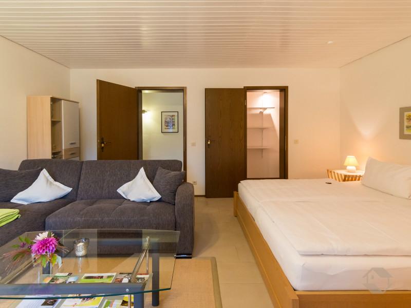 Haus Bergfrieden Bad Herrenalb Ferienwohnung 55qm 1