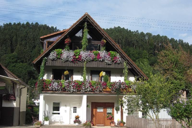 Ferienwohnung Paffendorf (Gutach (Schwarzwaldbahn)