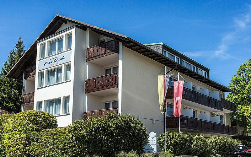 Portens Hotel Fernblick Hochenschwand Ferien Sudschwarzwald