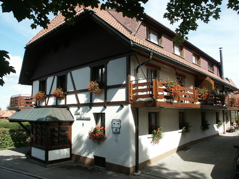 Gästehaus und Ferienwohnungen Kunkelmann (H&o Ferienwohnung