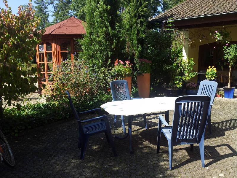 Ferienwohnung Haus Villa Zabler (Bad Schönborn). Ferienwohnung 21 mit 60qm, 1 Schlafzimmer, 1 Wohn-/Schl (1574115), Bad Schönborn, Kraichgau, Baden-Württemberg, Deutschland, Bild 5