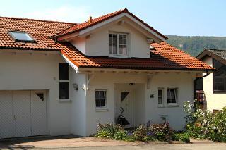 Haupteingang Haus