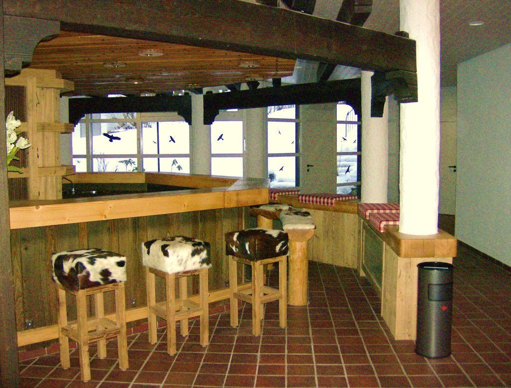 Ferienhaus Haus Schwarzwaldgrund, (Baiersbronn). Fewo Typ 2a, 1 Schlafraum, 1 Wohn-Schlafraum, max. 2 (662521), Baiersbronn, Schwarzwald, Baden-Württemberg, Deutschland, Bild 9