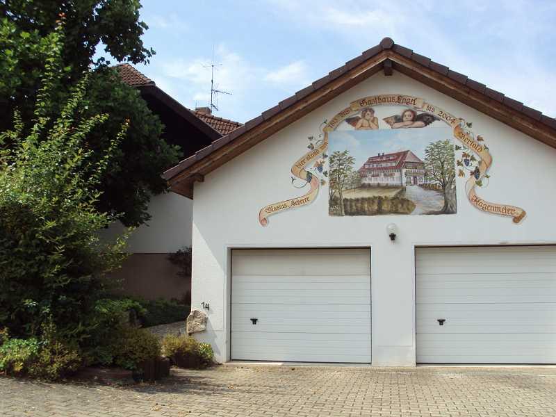 Ferienwohnung Zum Alt-Engelwirt, (Horben). Ferienwohnung Schauinsland, 2 Schlafräume, max. 4 Personen (2717829), Horben, Schwarzwald, Baden-Württemberg, Deutschland, Bild 10