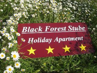 Willkommen in der Black Forest Stube