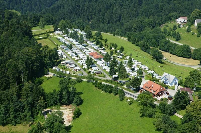 Schwarzwald Camping See